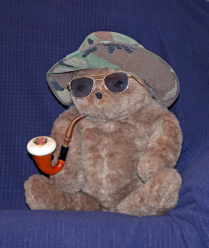 Diane, Gen Mac Puffin Bear
