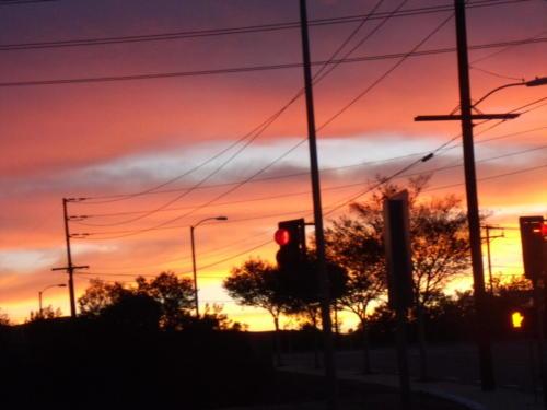 Sunset - Gary Olive