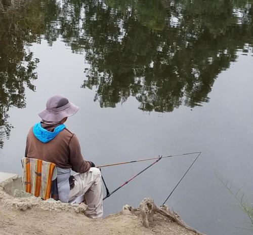 Fisherman - Diana