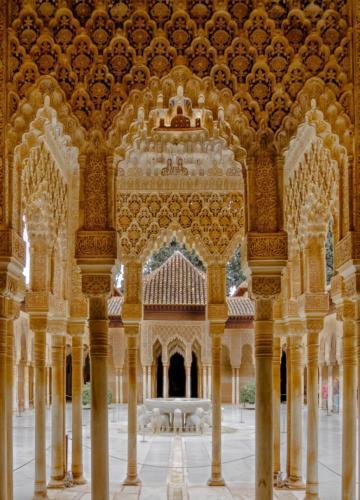 The Alhambra, Granada Spain, Marc