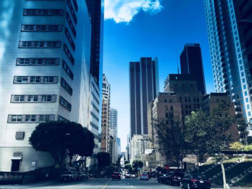 Urban Blue View - Kevin Graham